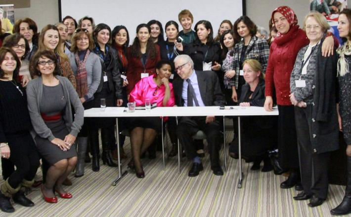 UN Women and Syria