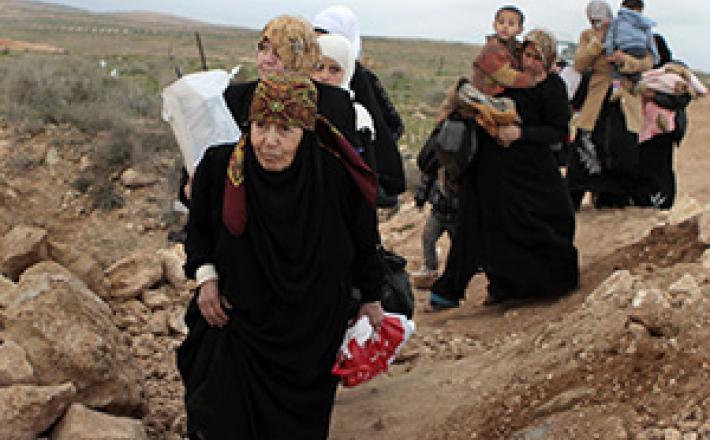 Photo credit: UNHCR/N. Douad