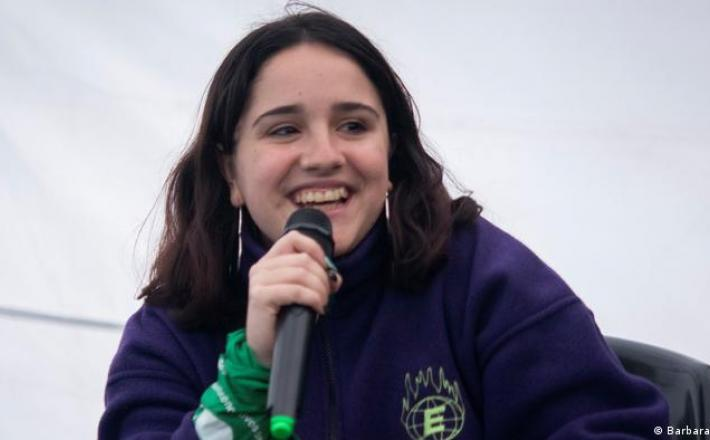 The young lawmaker says she's always sought the reasons for social inequalities, even as a child