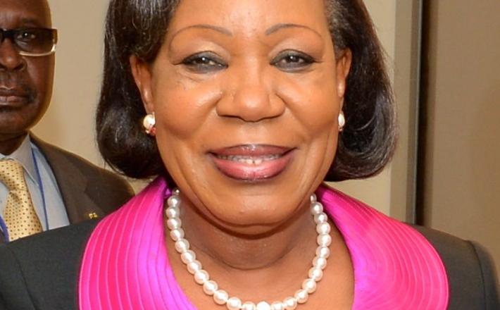 Catherine Samba Panza