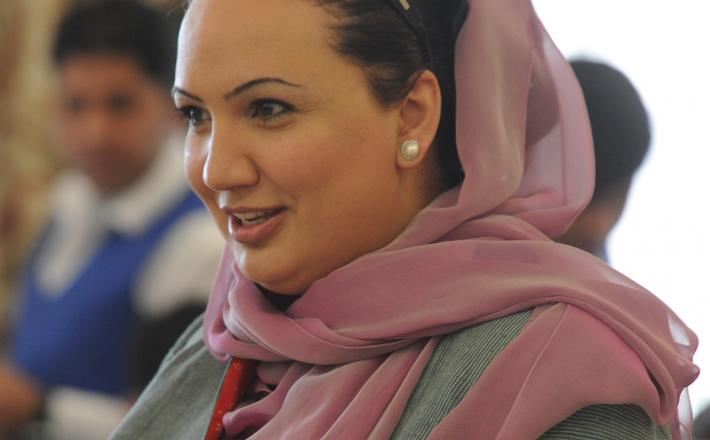 Shukria Barakzai