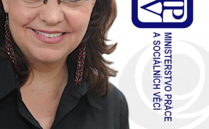 Michaela Marksová-Tominová, ministre du Travail et des Affaires sociales soutient la« loi à zip ». ©Linkedin