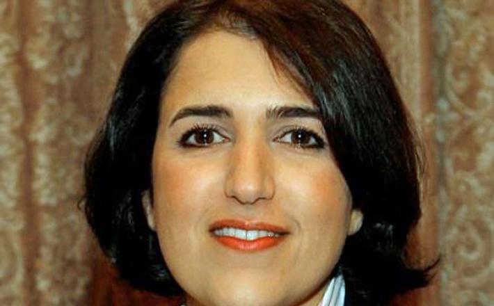 Kurdish politician Bayan Sami Abdul Rahman Photo: Linkedin/Bayan Sami Abdul Rahman