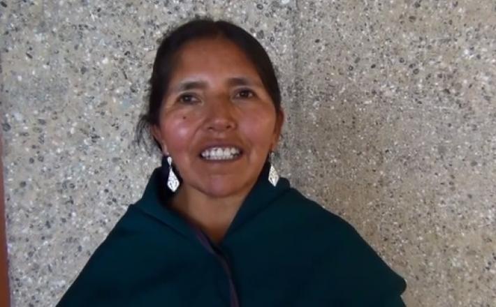 Carmen Garcia Mamani