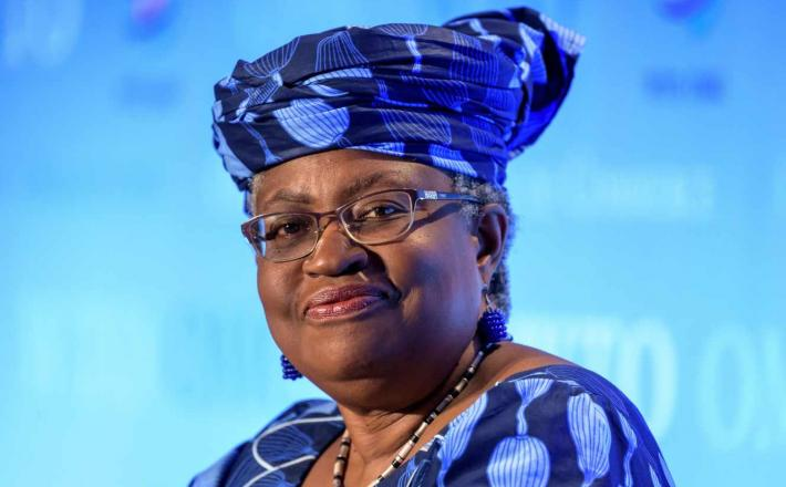 Ngozi Okonjo-Iweala has been named the new head of the World Trade Organization. An economist, she previously served as Nigeria's finance minister and as managing director of the World Bank. Fabrice Coffrini/AFP via Getty Images