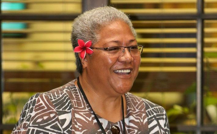 Fiame Naomi Mata'afa is set to become prime minister