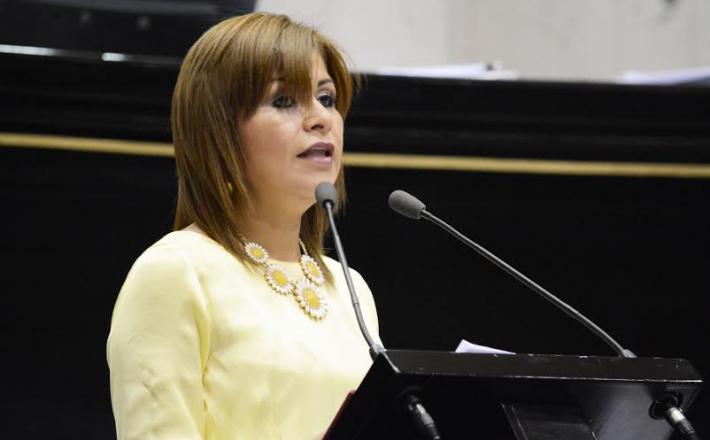 Diputada Ana María Condado Escamilla