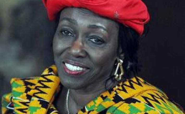 Female President Ghana