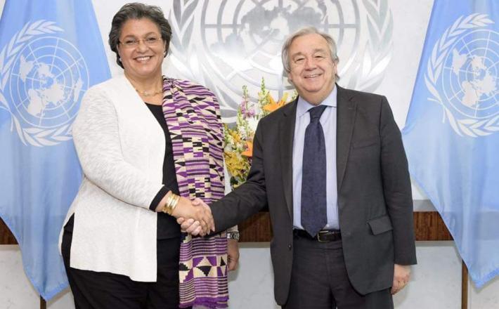 رئاستها لبعثة الدعم الأممية وكممثل للأمين العام للأمم المتحدة في ليبيا يعتبر حدثا مهما بالنسبة للقارة السمراء، خصوصا وأن تيتة تتمتع بعلاقات مهمة على المستوى الإقليمي والدولي