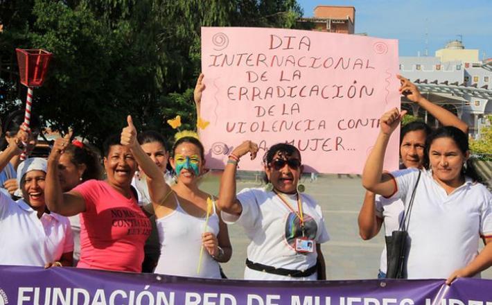 Derechos de la mujer en Colombia