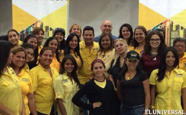 Mujeres justicieras en Venezuela