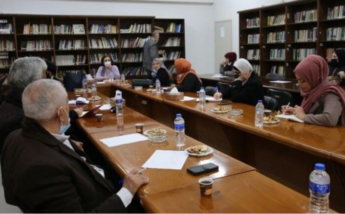 مطالبات فلسطينية برفع تمثيل النساء في القوائم الانتخابية إلى 30%