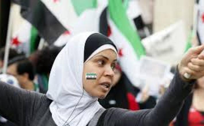 Women in Syria