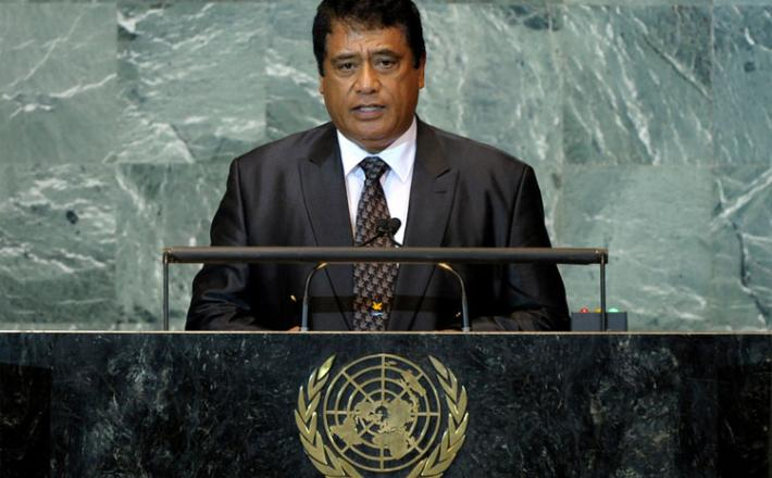 Tonga cabinet agrees to ratify CEDAW