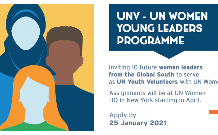 UN Women and UNV launch new Young Women Leaders Initiative