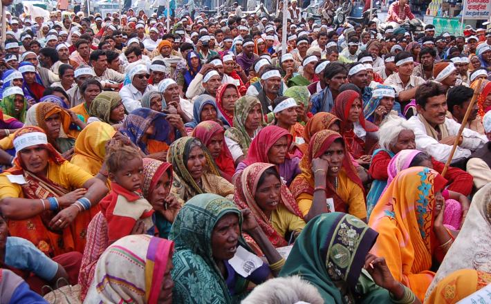 Women's political participation in India