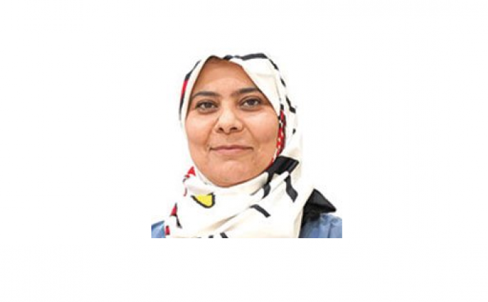 هنية سالم أبوخريص