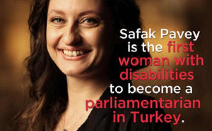 Safak Pavey