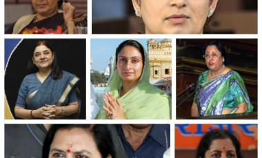 Ray of hope for women in Indian politics