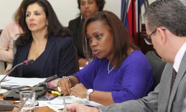 Epsy Campbell Barr es fundadora del Centro de Mujeres Afrocostarricense