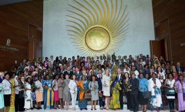 © Foto: Facebook / Women in Parliaments Global Forum WIP