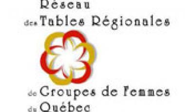 Le Réseau des tables régionales de groupes de femmes du Québec