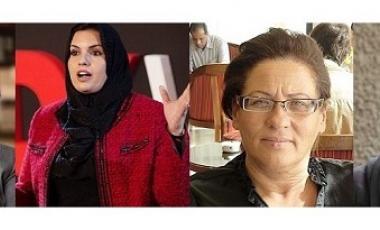 Des militantes du monde arabe