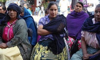 Las comunidades indígenas tienen derecho a elegir de acuerdo con sus normas, procedimientos y prácticas tradicionales. ©MiMorelia