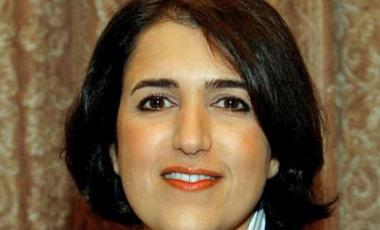 Kurdish politician Bayan Sami Abdul Rahman Photo: Linkedin/Bayan Sami Abdul Rahman