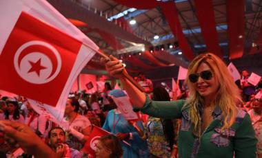 Elections in Tunisia 2014 Women