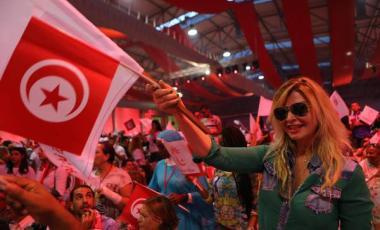 Elections in Tunisia 2014 Women