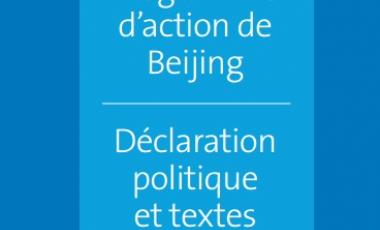 Declaration politique et texte issus de Beijing +5