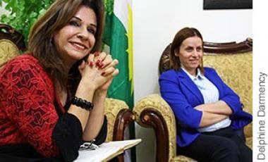 Députées Kurdes
