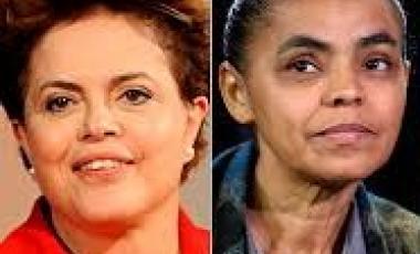 Dilma and Marina