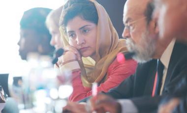 Lors de la 132ème Assemblée, le Comité des droits de l'homme des parlementaires de l'UIP a organisé dix auditions et examiné plusieurs cas concernant 178 parlementaires originaires de dix pays. ©UIP