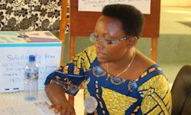 IPU: Renforcer le leadership des femmes parlementaires au Burundi