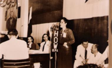 Dona Clara Gonzalez de Behringer