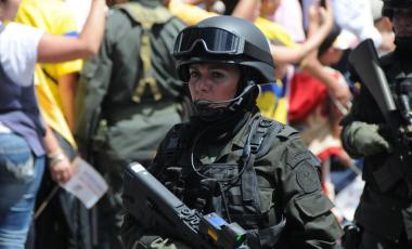 Women in Colombia