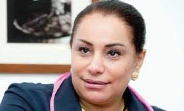 السفيرة إيناس مكاوى