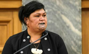 Nanaia Mahuta, the new foreign minister, is one of eight women in the cabinet © Getty Images