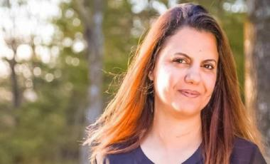 Najla Mangouch, nouvelle ministère libyenne des Affaires étrangères. © DR