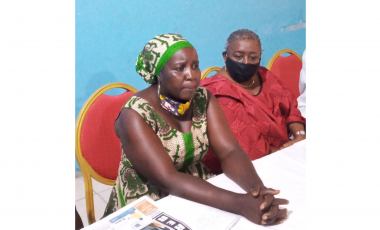 Speaking in a landmark press conference on Monday, ahead of the election which is now scheduled for January 7, 2021, the women coalition, comprising some of the nation's foremost women advocates and politicians, called on the authority to ensure that the