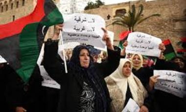Women in Libya