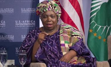 Nkosazana Dlamini-Zuma -Sommet États-Unis-Afrique