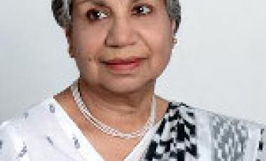 Shailaja Chandra, former Secretary to the Government of India and former Chief Secretary, Delhi