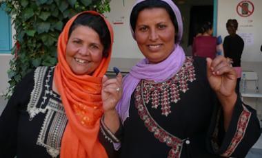 Women in Tunisia