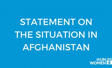 UN Women Statement