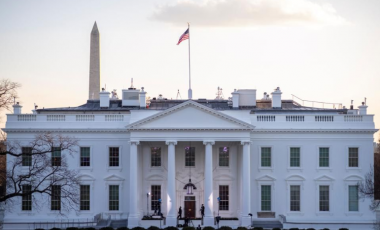 WASHINGTON, Jan. 20, 2021: Photo shows the White House in Washington, D.C., the United States. ... [+] XINHUA NEWS AGENCY/GETTY IMAGES