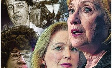 Women await parity in politics