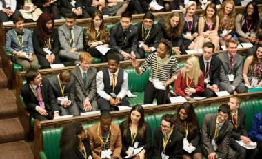 Young parliamentarians